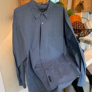 Abercrombie and Fitch . 100% cotton. Blue